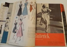 Butterick Catalogue - 1952