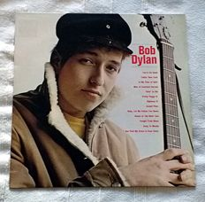 Bob Dylan - Lot of 8 LP Albums