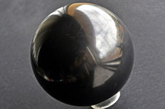 Unique Shungite sphere - 10.3 cm - 1248 gm