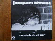"Jacques Thollot - ""watch devil go"" Rare  Lp Album"