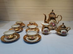 Schaller Wiesau – Tea set – Bavarian porcelain