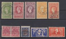 Netherlands 1900/1923 - Small batch of stamps