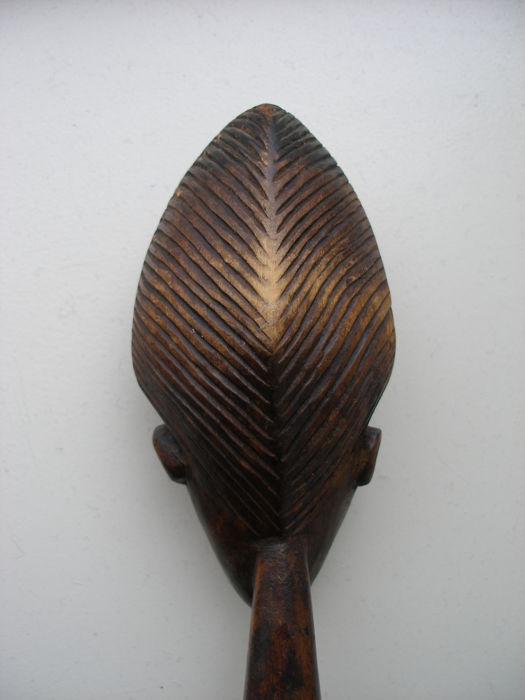 Ceremonial spoon -  BAULE - Ivory Coast