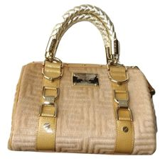 "Versace - 'Snap out of it"" handbag"