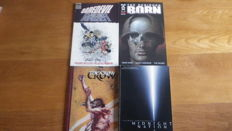Collection Of Trade Paperbacks - Including : Midnight Nation, The Punisher, The Crow - 4x sc - 1st Edition - (1988/2003)