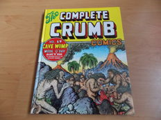 Robert Crumb - The Complete Crumb Comics - Vol 17 - Signed Limited Edition hardcover - (2005)