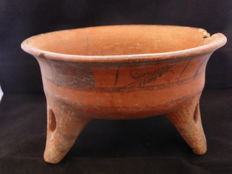 Pre-Columbian ceramics - Jalisco (West of Mexico) - 200 mm