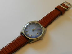 Certina - blue ribbon, zeldzaam denim dial - Unisex - 1970-1979