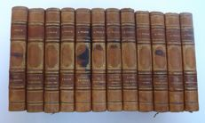 Anatole France - Collection Bleue - 12 volumes - 1908/1923