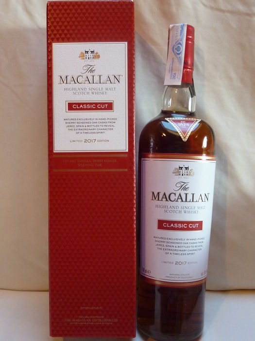Macallan Classic Cut - Limited Edition 2017
