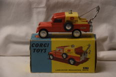 Corgi Toys - 1/43 - Land-Rover Breakdown Truck no. 417