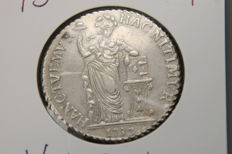 Netherlands, West Friesland - 3 guilders 1793 - silver