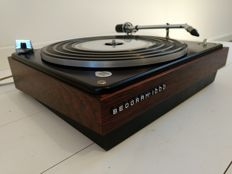 Vintage Bang & Olufsen BeoGram 1000 rosewood record player