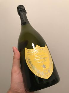 2002 Dom Perignon Andy Warhol edition - 1 bottles (0,75l)