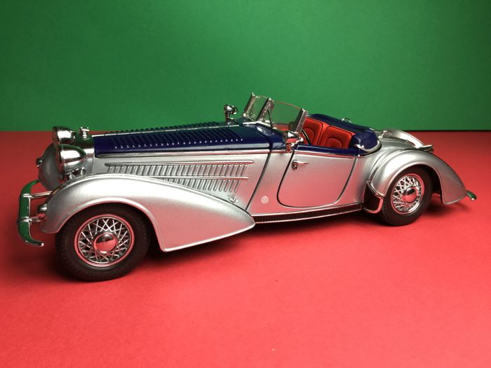 Sun Star - Scale 1/18 - Horch 855 Roadster