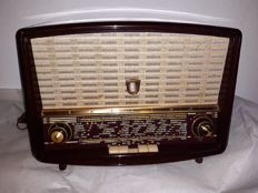 Ancienne radio  TSF PHILIPS type B4F70A/02 année 1958