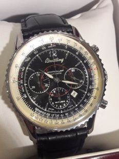Breitling Navitimer Montbrillant Ref. A41030 - Men's watch - Ca. 1999