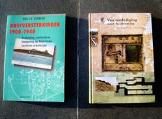 Atlantikwall, Kustversterkingen; Lot with 4 publications - 1989/2004