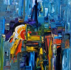 Bruno Cantais - Modern abstract