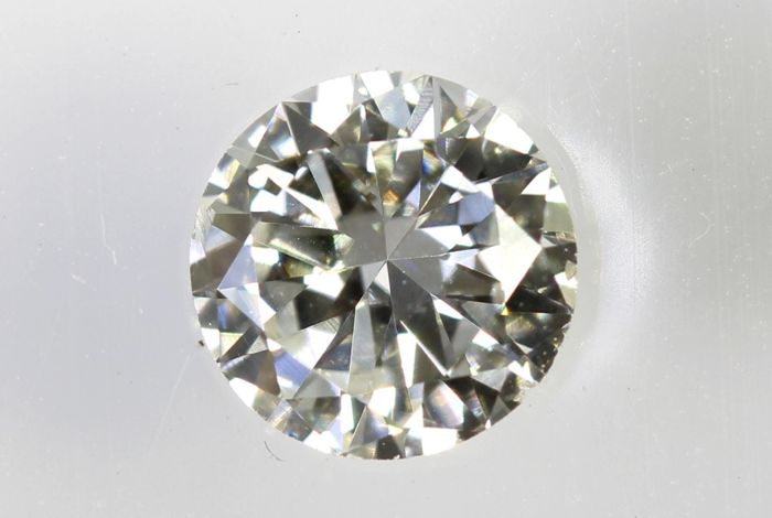 AIG Diamant - 0.35 ct - G, VS2