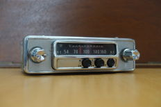 TEN AutoRadio AT-96 12 volts from the 1960s