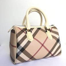 Burberry - Boston - Borsa a bauletto