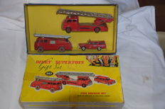 Dinky Toys Supertoys - Fire Service Gift Set - Engeland - 1/43 - no. 957