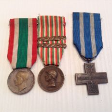 World War I Italian medals