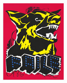 Faile - Faile Dog - Black Light Edition