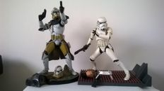 Star Wars: Clone Trooper & Stormtrooper Kotobukiya