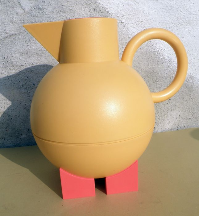 Michael Graves for Alessi - Euclid thermos flask