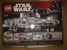 Star Wars - 10179 - Millennium Falcon NEW and complete