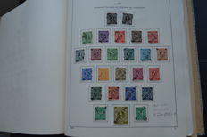 Germany collection postal stamps Allied Occupation – 1945 to 1949