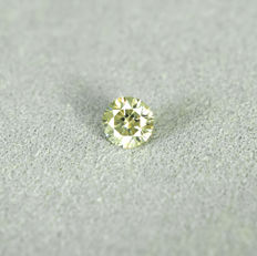 Diamond - 0.18 ct, VS1