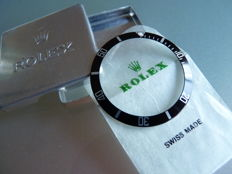 Original Rolex Box & Submariner Inley Reference 16800, 16610 Black Lumi, unused, from old stock