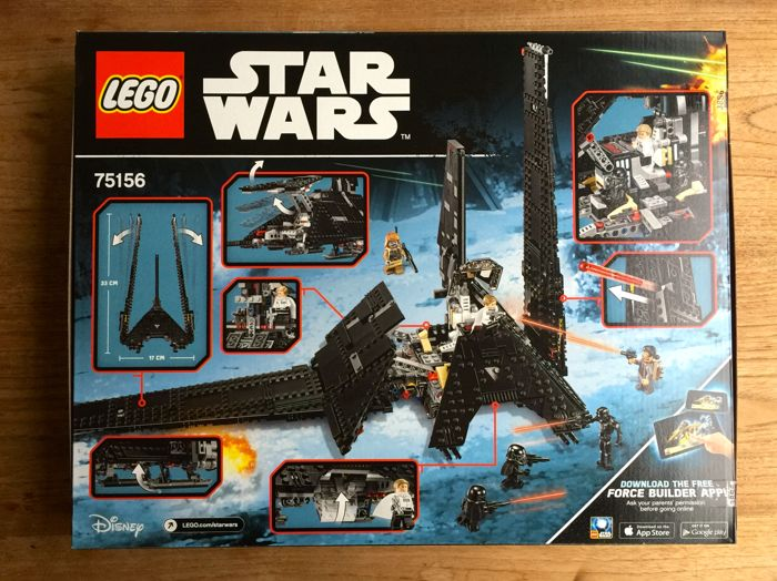 Lego Star Wars 75156 Krennics Shuttle Catawiki