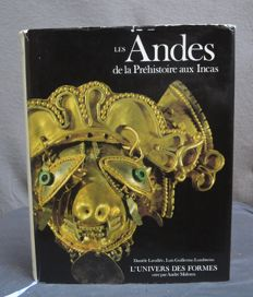 Very nice reference book on Pre- Colombian Andes cultures