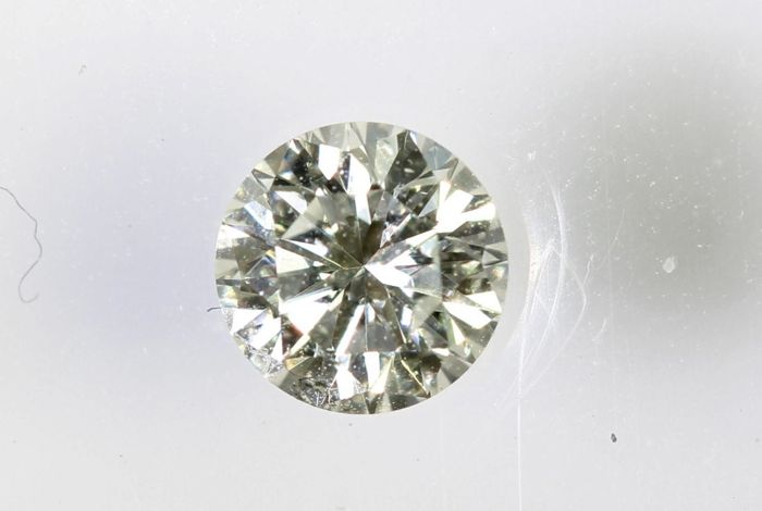 AIG Diamond - 0.22 ct - I, SI1 - * NO RESERVE PRICE *
