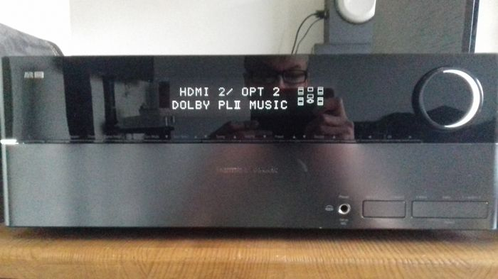 Harman/Kardon AVR 155 AV-receiver + Remote Control - Catawiki