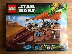 Lego - Star Wars - 75020 - Jabba's Sail Barge - (2013)