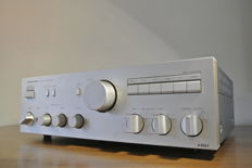 Onkyo Integra A-8057 top class amplifier with super servo (1986)