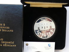 Ireland - 10 euro 2010 'Youth Competition' - silver
