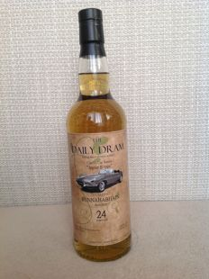 Bunnahabhain 1990 24 years old by The Daily Dram - Jaguar E-type