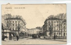 Charleroi, Belgium 42x - many lively cards - various streets and people - 1900/1940