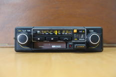 Classic Philips car radio / cassette player - stereo - 1978