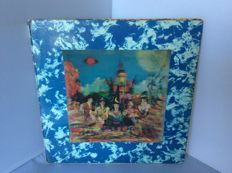 "Rolling Stones :""Their Satanic Majesties Request"" lp album record U.K. 1967. 3D cover sleeve"