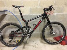 Mountainbike - Trek Top Fuel 9.8 - 2011