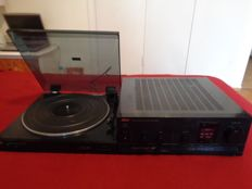 AKAI STEREO INTEGRATED AMPLIFIER AP- Μ 459 & AKAI AUTO RETURN PLAYER AP- M 459