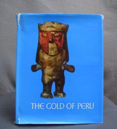 Very nice reference book on Pre- Colombian gold in Peru