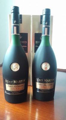 "Rémy Martin ""Prime Cellar Selection"" No 16 Cognac - 2 bottles (1l)"